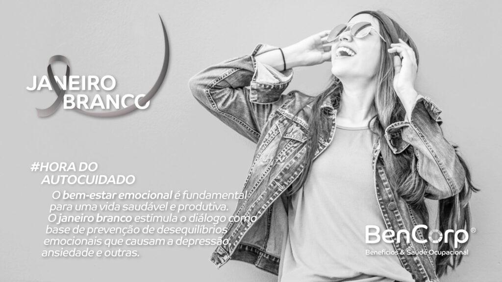 Janeiro Branco - uma iniciativa dedicada a saúde mental